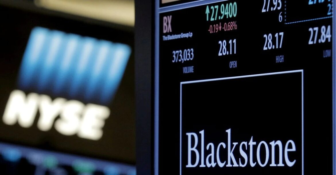 Blackstone hires executives for fast-growing credit business