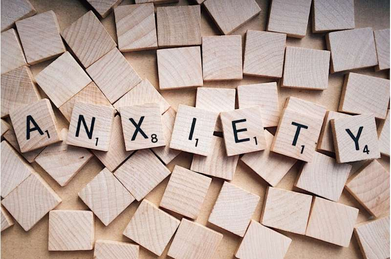 Regular exercise may lower risk of developing anxiety by almost 60%