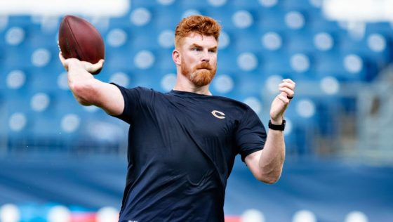 Andy Dalton: Worst thing you can do is look over your shoulder