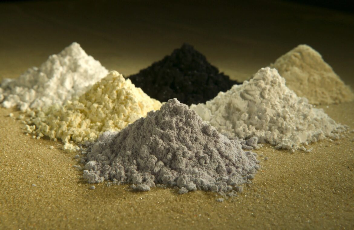 Rare earth metal prices explode, may lead to increased prices for electronics
